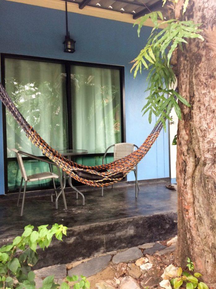 Raven Blue, Ko Lanta, Thailand