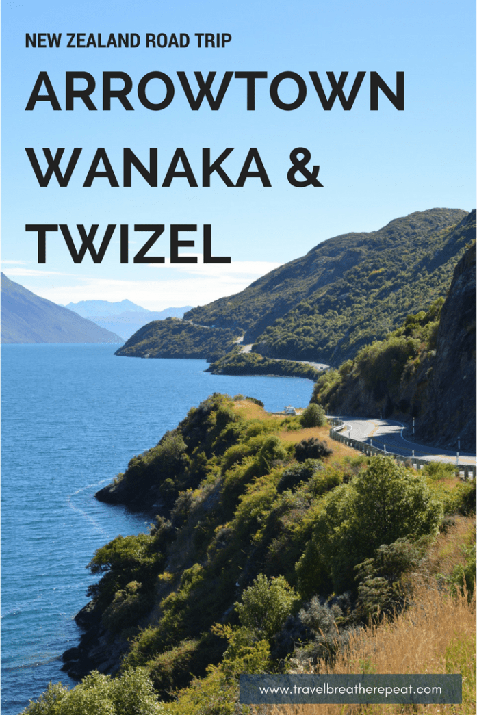 New Zealand Road Trip: Arrowtown, Wanaka, Twizel