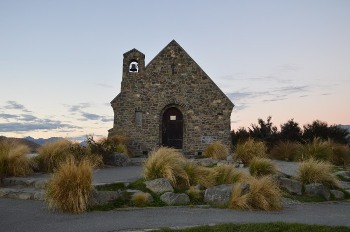 The Church of the Good Shepherd, Lake Tekapo, New Zealand