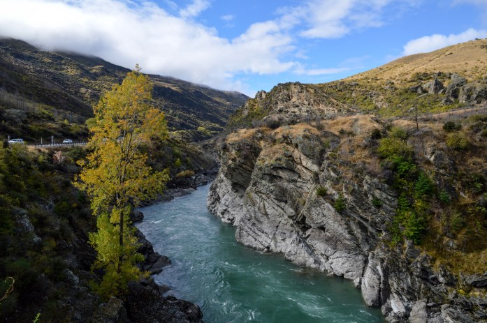Kawarau Gorge, New Zealand