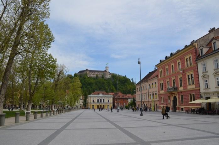 Congress Square, Ljubljana, Slovenia
