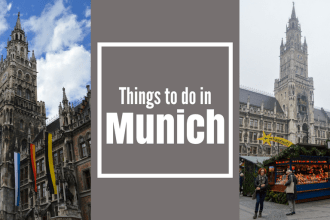 Travel guide of things to do in Munich, Germany