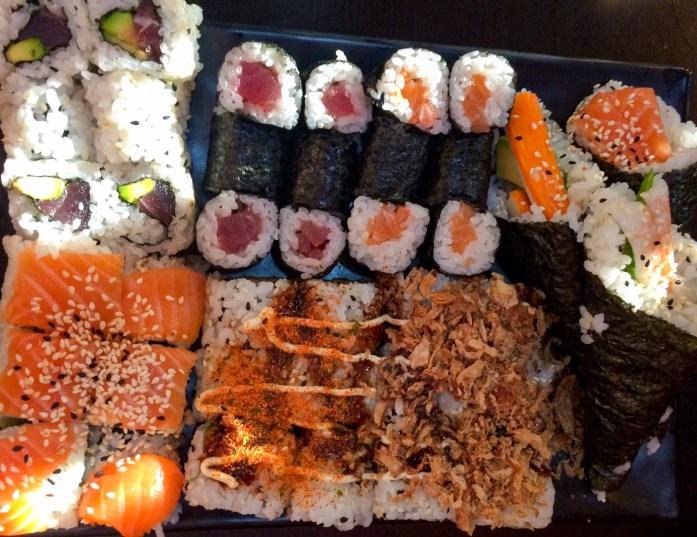 Lyon buy sushi
