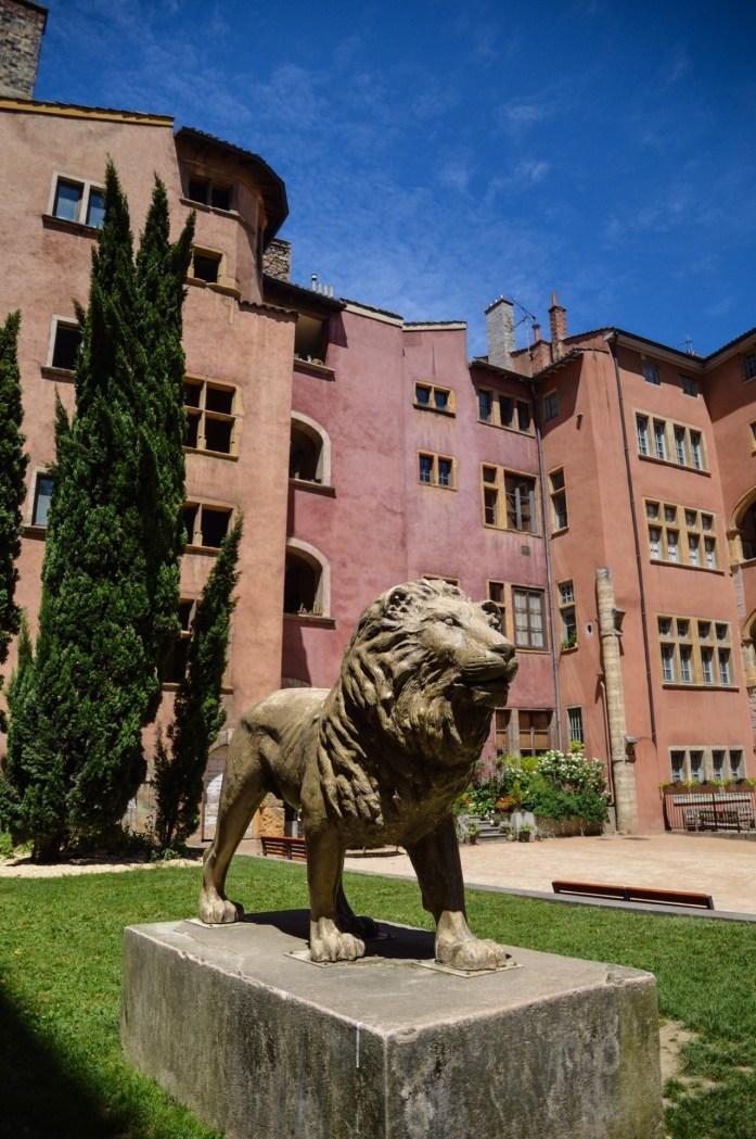 Lion, Lyon, France