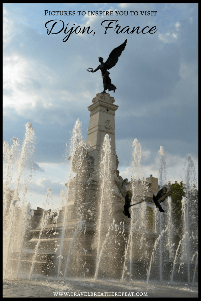 Pictures to inspire you to visit Dijon, France