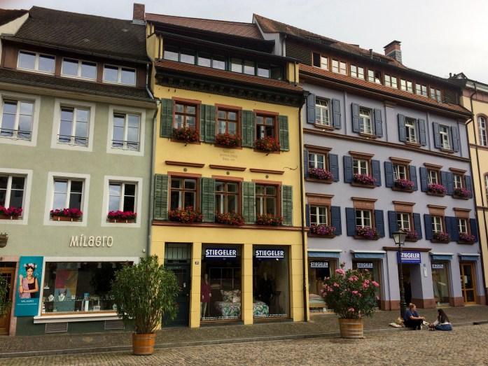 Bächle, Freiburg, Germany