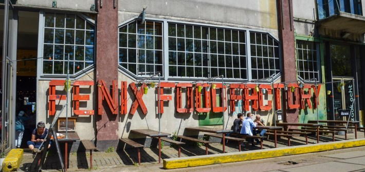 Fenix Food Factory, Rotterdam, the Netherlands