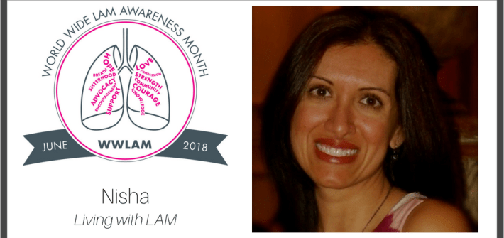 Living with LAM: Nisha