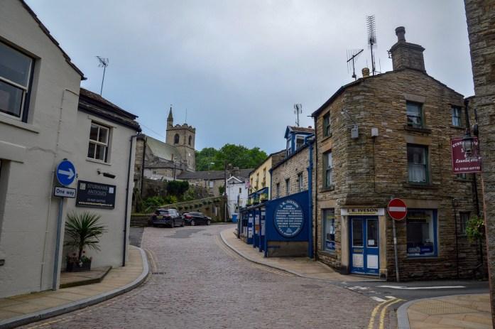 Hawes, North Yorkshire, UK