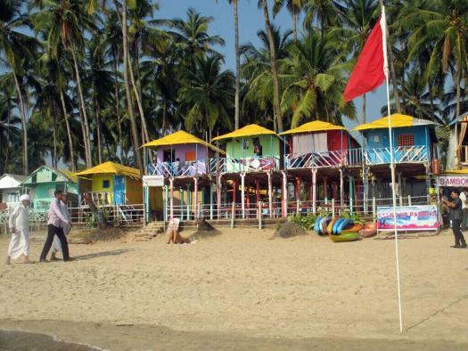India-Goa-beach-huts