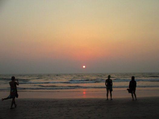 India-Goa-sunset