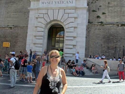 Visiting the Vatican Museum VaticanCity