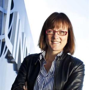 Konserndirektør for marked og kommunikasjon i Lindorff, Ingeborg Dybvig