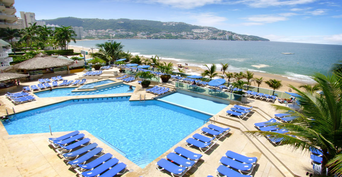 Hotel Copacabana Acapulco Mexico Resorts Travel By Bob