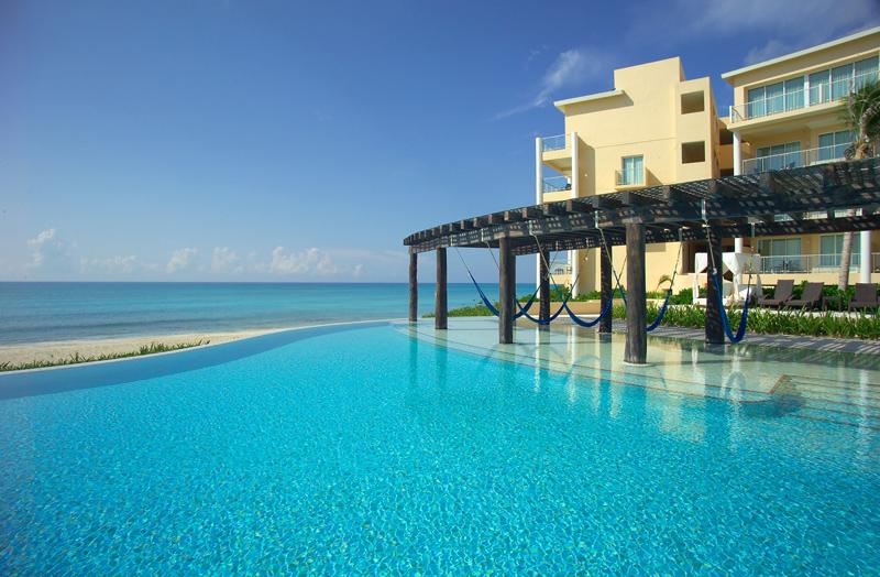 Now Jade Riviera Cancun Resort Amp Spa Travel By Bob