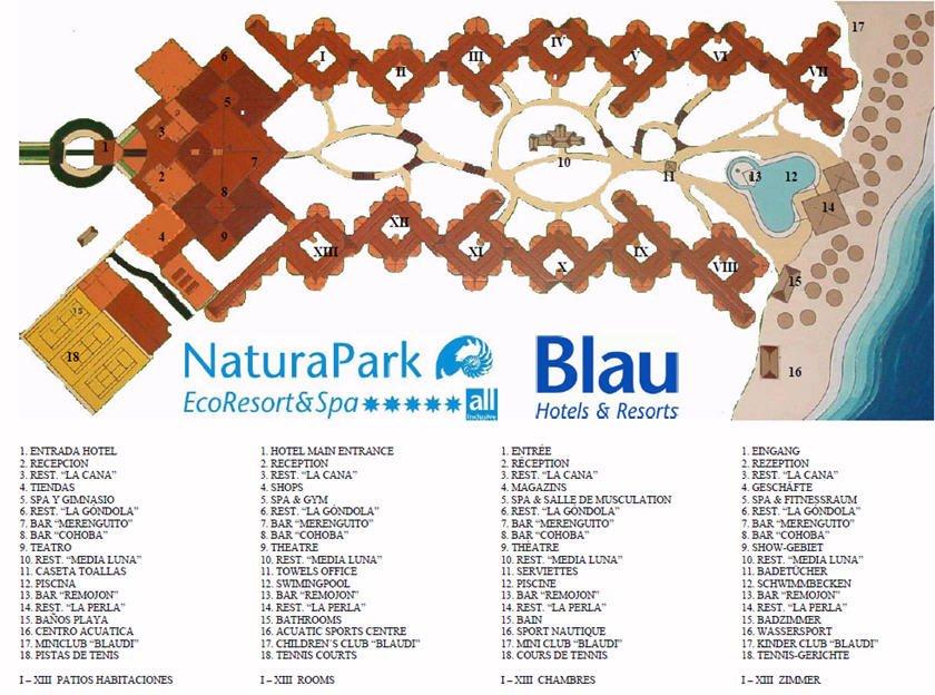 Natura Park Beach Eco Resort Amp Spa Travel By Bob