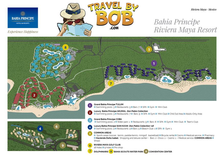 Grand Bahia Principe Tulum Travel By Bob