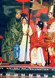 Hanfu in Ancient China