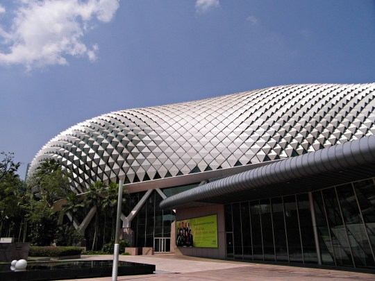 Theatres on the Bay