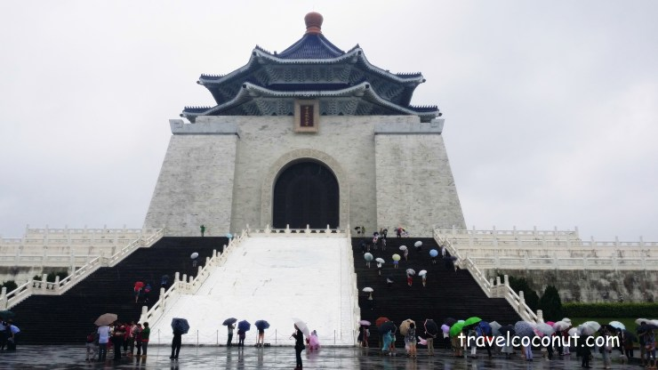 Chiang Kai Shek Memorial Hall 中正纪念堂