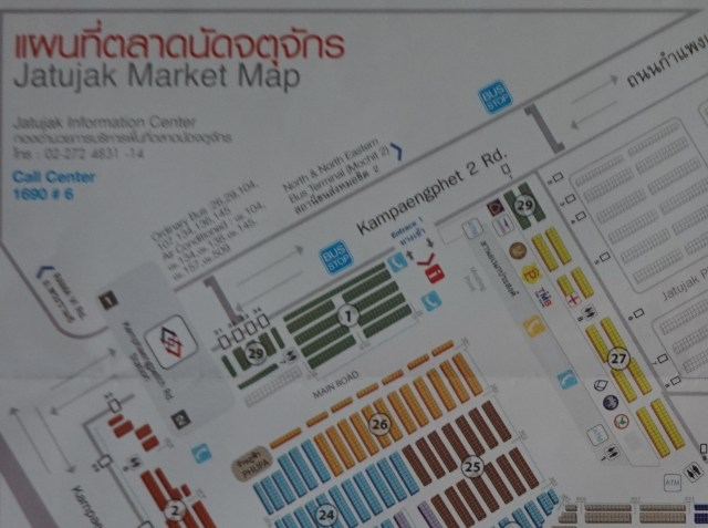How to go to Chatuchak Market?