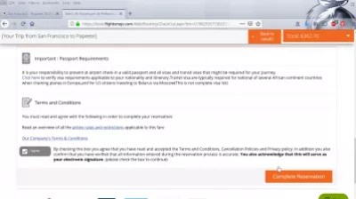 How is flightmojo flight booking? Flights Mojo reviews : Passport requirements and terms and conditions