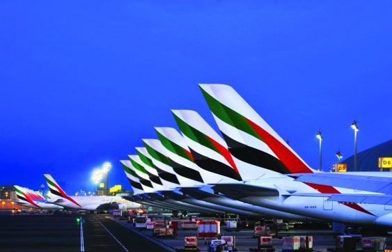 Linie Emirates spłaciły w całości dwie obligacje o łącznej wartości ponad 1,1 mld USD