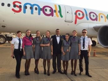 Nowe połączenie lotnicze z Warszawy do Mombasy (Kenia)