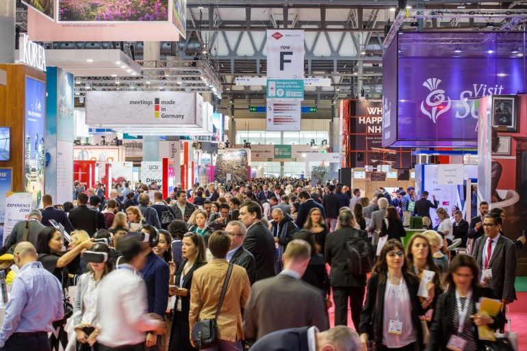 ibtm world 2016, Barcelona -
