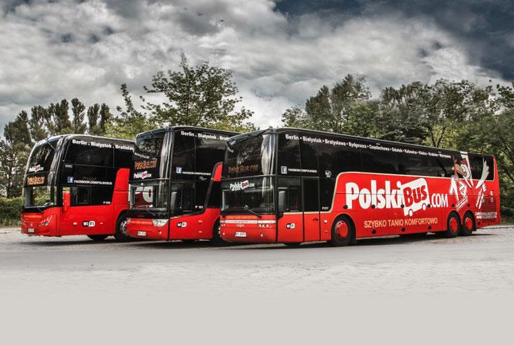 Polski Bus wprowadza możliwość rezerwacji miejsc