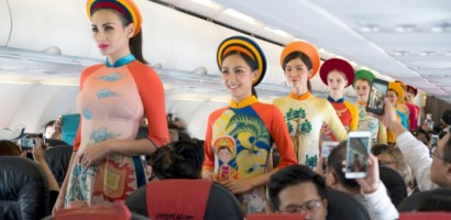 Linie lotnicze Vietjet świętują wietnamski Dzień Kobiet