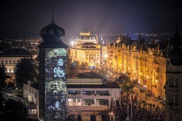 Praga zaprasza na festiwal światła