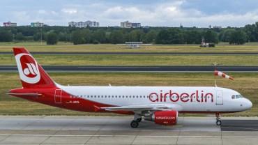 Linie Air Berlin zakończyły działalność