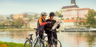 Trasa rowerowa wzdłuż Łaby najlepszym produktem turystycznym w Czechach