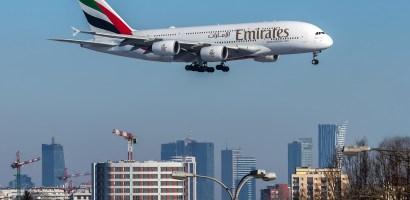 Pięć lat linii Emirates w Polsce