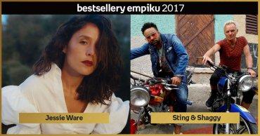 Właśnie przyznawane są Bestsellery Empiku 2017 – za chwilę poznamy laureatów