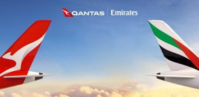 Zielone światło dla partnerstwa Emirates i Qantas