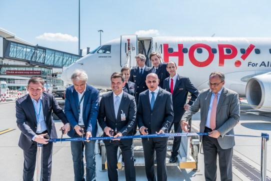 Air France wylądował pierwszy raz we Wrocławiu