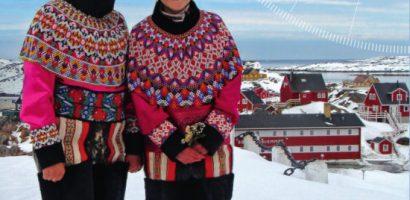Życie w mroźnej Grenlandii