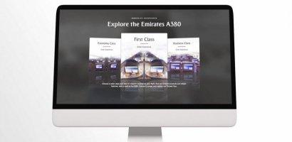 Linie lotnicze Emirates wprowadziły możliwość oglądania wnętrza kabin w technologi 3D