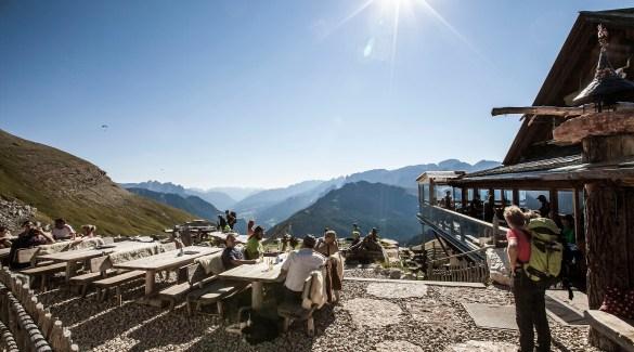 Trentino w porze jesiennej