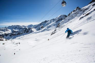 5 tyrolskich lodowców – moc rozrywki!