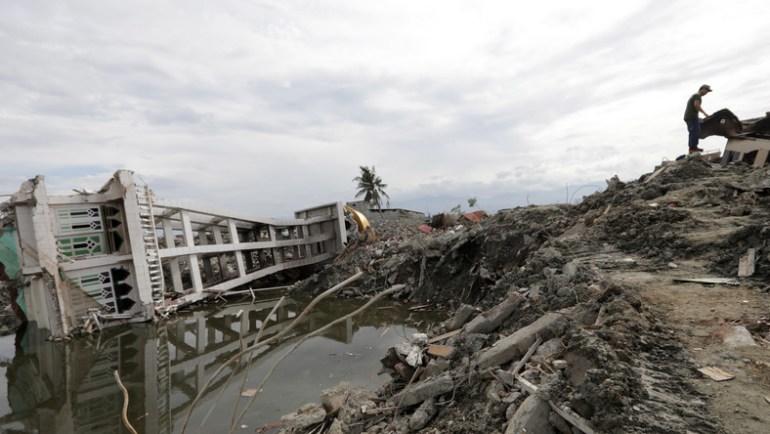 Kolejne tsunami w Indonezji, bilans zniszczeń