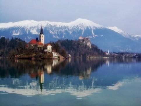 Słowenia opływająca luksusem