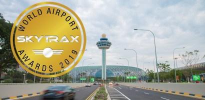 Najlepsze lotniska świata 2019 wg Skytrax
