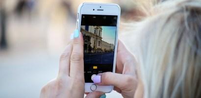 Instagram, najczęściej fotografowane miasta w Europie