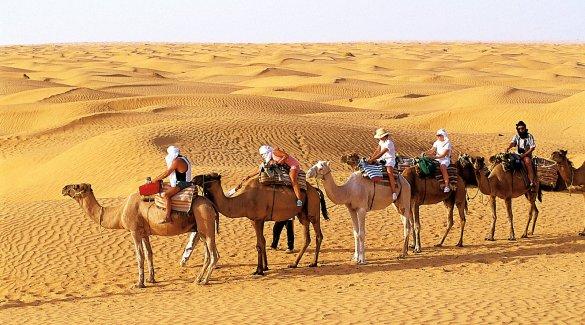 Tunezja. Tam, gdzie grają piaski…