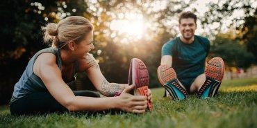 Uprawiasz sport? korzystaj z tego, co oferuje park!