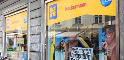 Neckermann Polska upadło