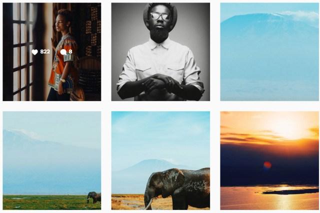 Instagram Kenya @truthslinger